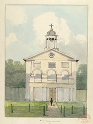 St German's chapel, Blackheath